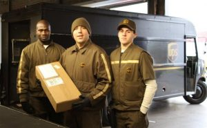 United Parcel service Driver Helper
