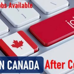 Jobs in Demand in Canada After Covid-19 | Employment Opportunities