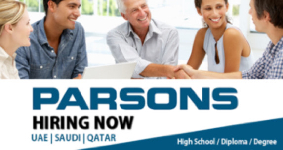Job Vacancies in PARSONS