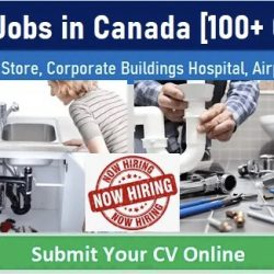Plumber Jobs in Canada with Salary | Toronto, Vancouver, Ottawa