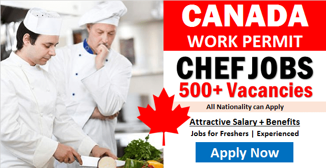 Chef Jobs in Canada | Cook Job Vacancies | Ontario, Toronto